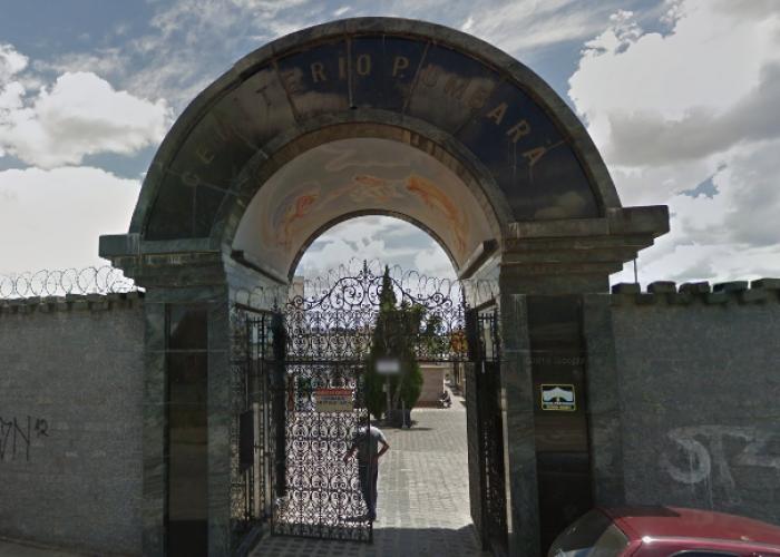 Cemitério Paroquial de Umbará | Coroas 24 Horas Curitiba