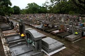 Coroa de Flores Cemitério São João