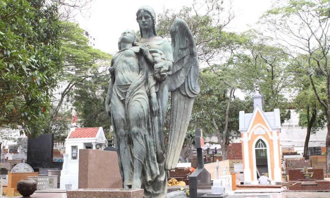 Coroa de flores Cemitério Vila Euclides | Coroas 24 Horas São Paulo