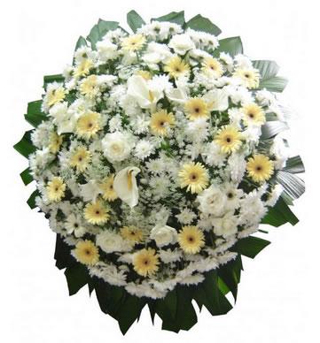Coroa de Flores Requinte B | Coroas 24 Horas