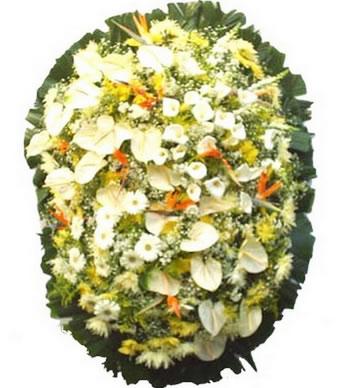 Coroa de Flores Elegance D | Coroas 24 Horas