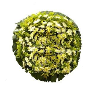 Coroa de Flores Básica | Coroas 24 Horas