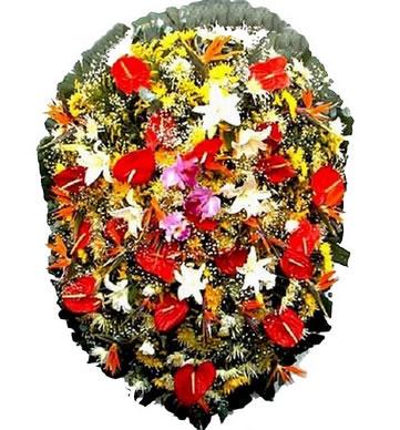 Coroa de Flores Exclusiva C | Coroas 24 Horas